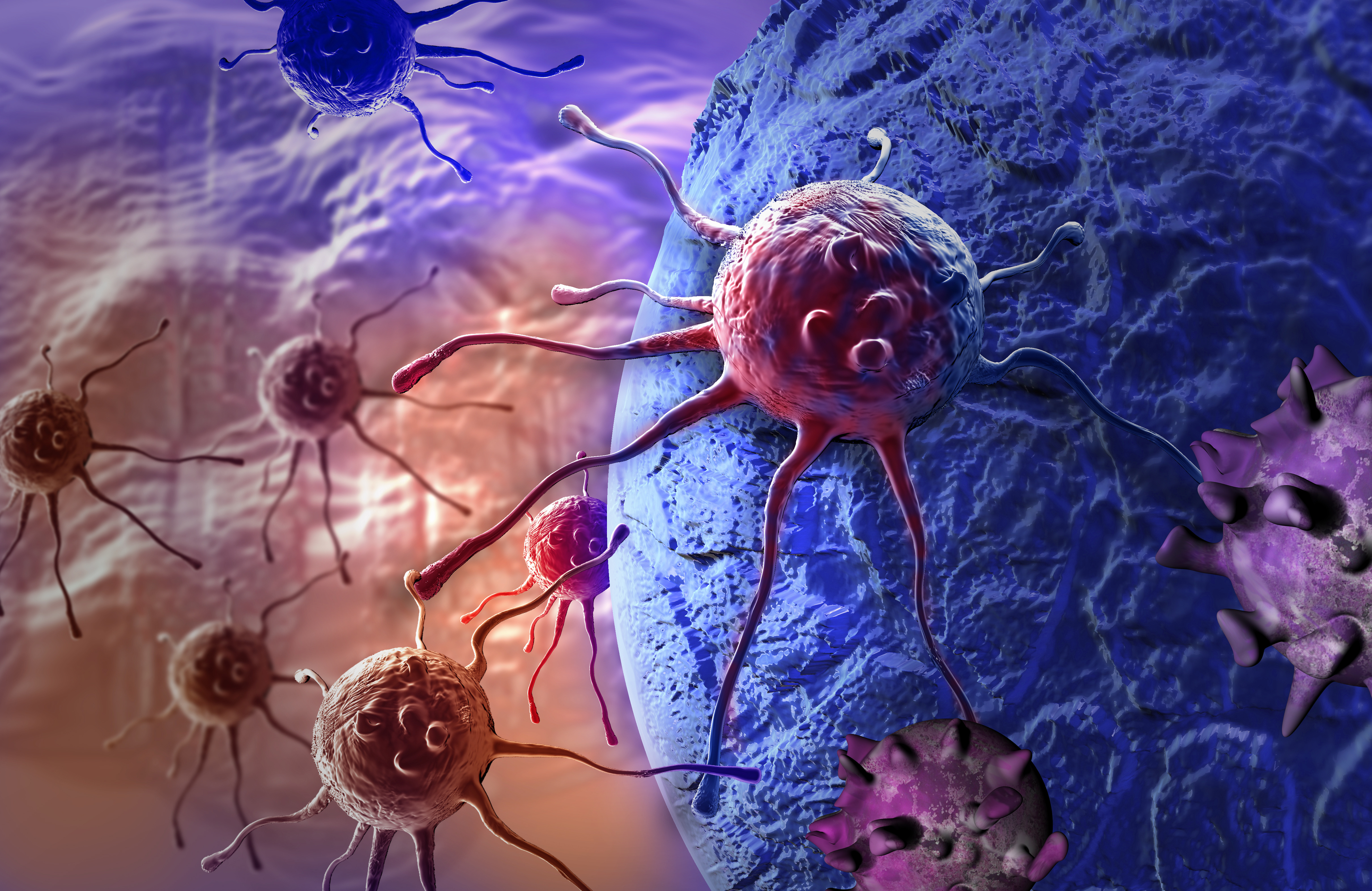 what is biological therapy for cancer